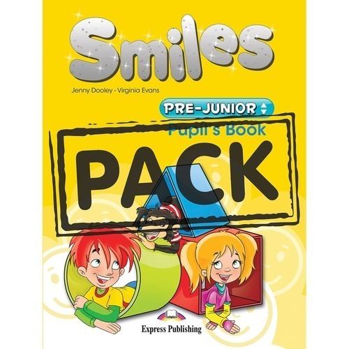 Smiles Pre Junior (Power Pack)