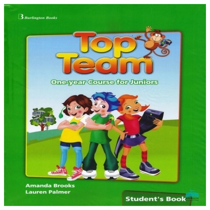 Top Team (One-Year Of Course For Juniors) Student's Book