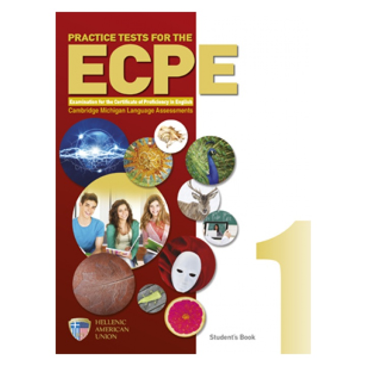 Practice Tests For The ECPE Book 1 - Student's Book papanikolaoustore.gr
