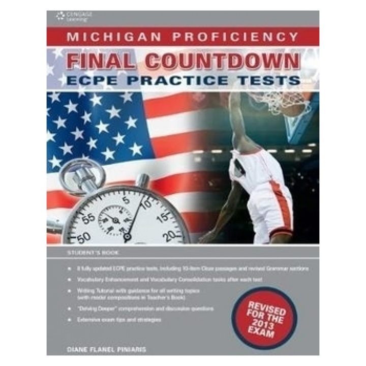 Michigan Proficiency Final Countdown ECPE Practice Tests papanikolaustore.gr