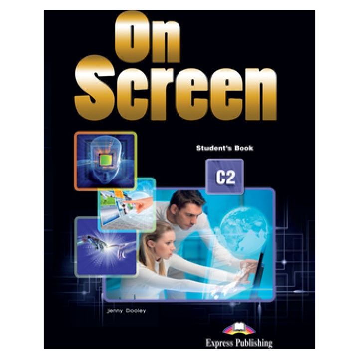 On Screen C2 Student's Pack papanikolaoustore.gr