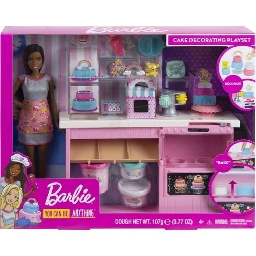Barbie Ζαχαροπλαστείο