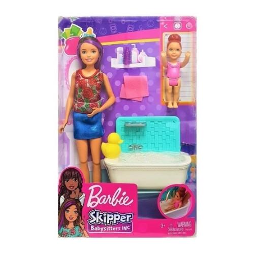 Barbie Skipper Babysitters – Ώρα Για Μπάνιο