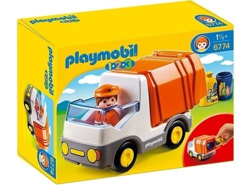 Απορριμματοφόρο όχημα 6774 papanikolaoustore.gr