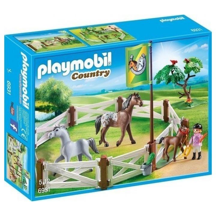 Άλογα με περίφραξη 6931 papanikolaoustore.gr