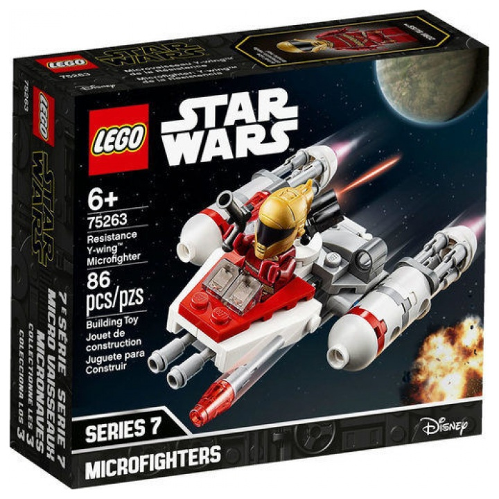 Resistance Y-Wing Microfighter 75263 papanikolaoustore.gr