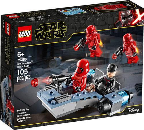 Sith Troopers Battle Pack 75266 papanikolaustore.gr