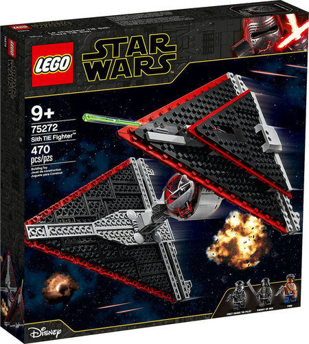 Sith ΤΙΕ Fighter 75272 papanikolaoustore.gr