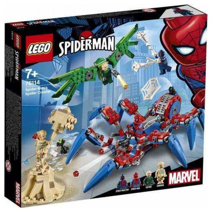 Spider-Man's Spider Crawler 76114 papanikolaoustore.gr