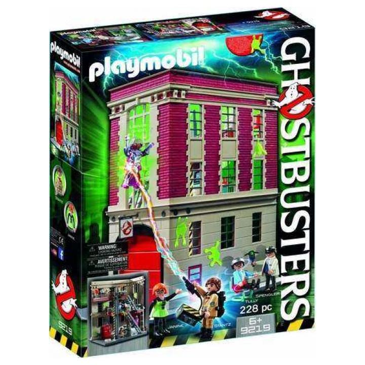 Ghostbusters Αρχηγείο 9219 papanikolaoustore.gr