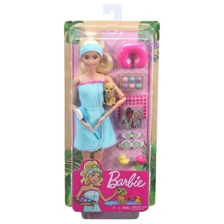 Barbie Wellness Ημέρα Ομορφιάς papanikolaoustore.gr
