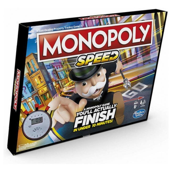 MONOPOLY SPEED E7033 papanikolaoustore.gr