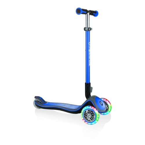 Globber Scooter Elite Deluxe-Navy Blue