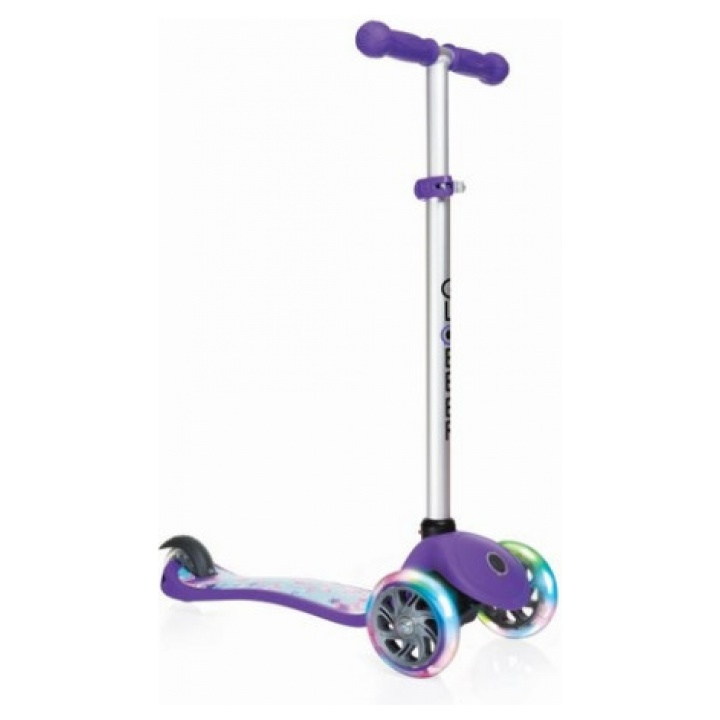 Globber Scooter Primo Fantasy-Stars Violet