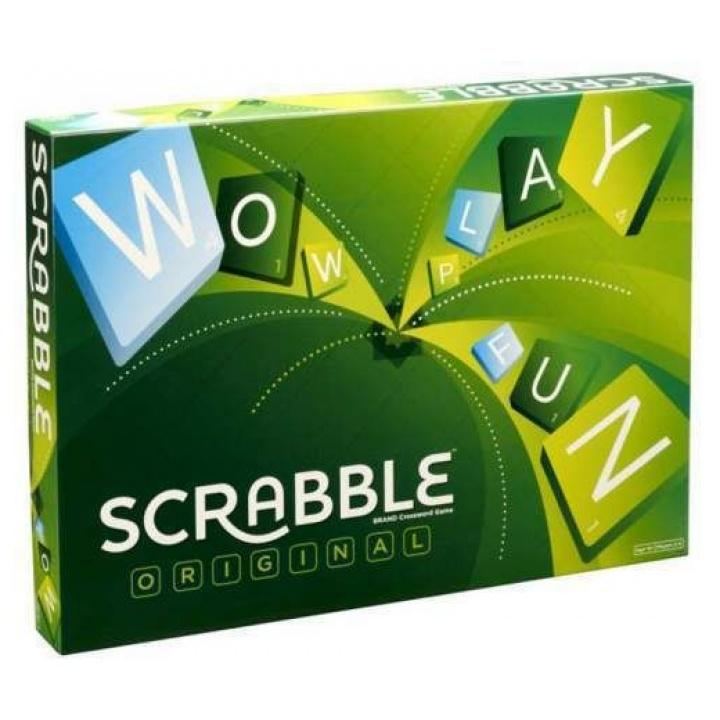 Scrabble Original Y9600 papanikolaoustore.gr