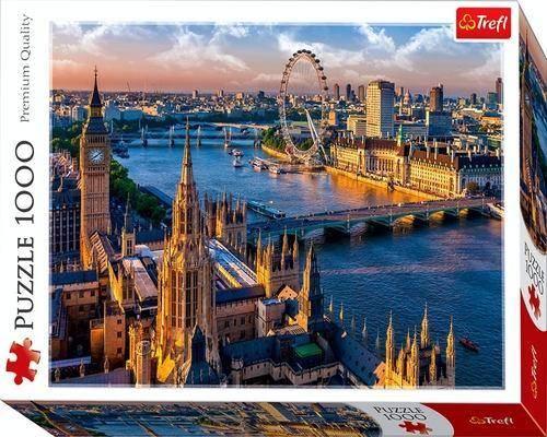 London Puzzle1000pcs 10404 papanikolaoustore.gr