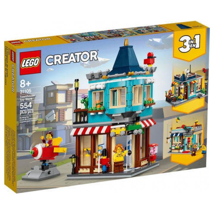 Κτίριο Με Κατάστημα Παιχνιδιών 31105