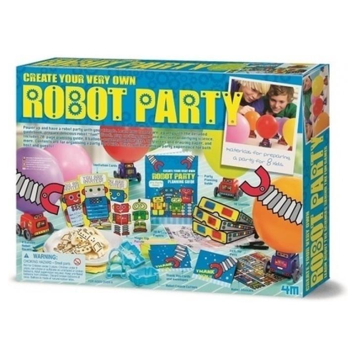 Robot Party 00-04402 papanikolaoustore.gr