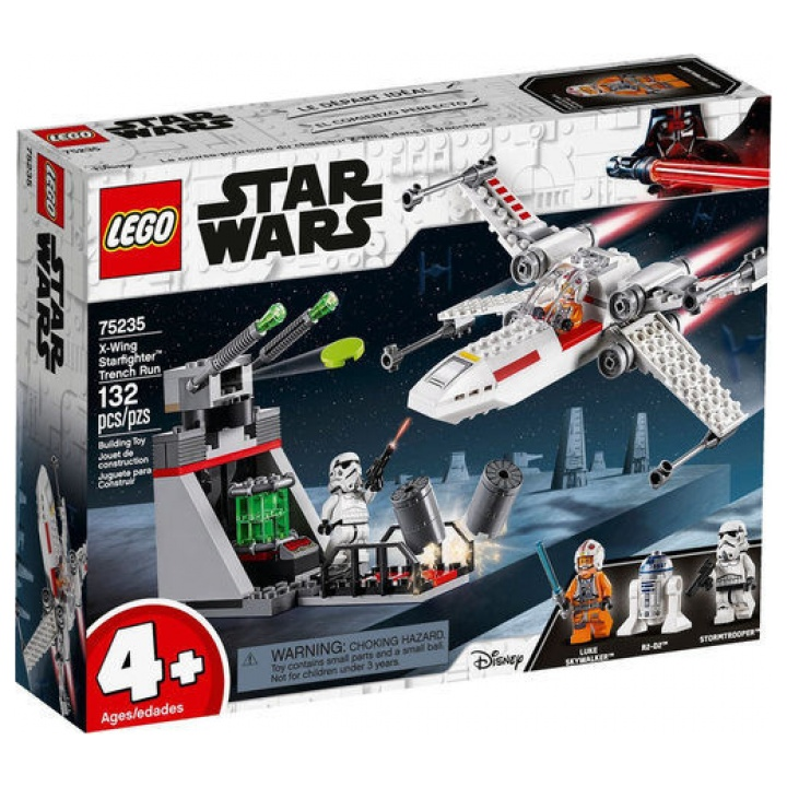X-Wing Starfighter Trench Run 75235 papanikolaoustore.gr