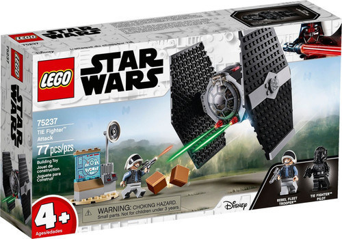 TIE Fighter Attack 75237 papanikolaoustore.gr