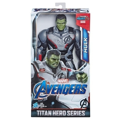 Avengers Deluxe Titan Hero Power Hero Hulk E3304 papanikoaloustore.gr