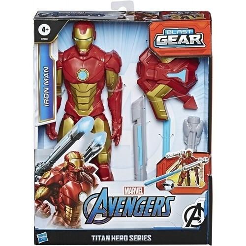 Avengers Titan Hero Innovation Iron Man 30cm E7380 papanikolaoustore.gr