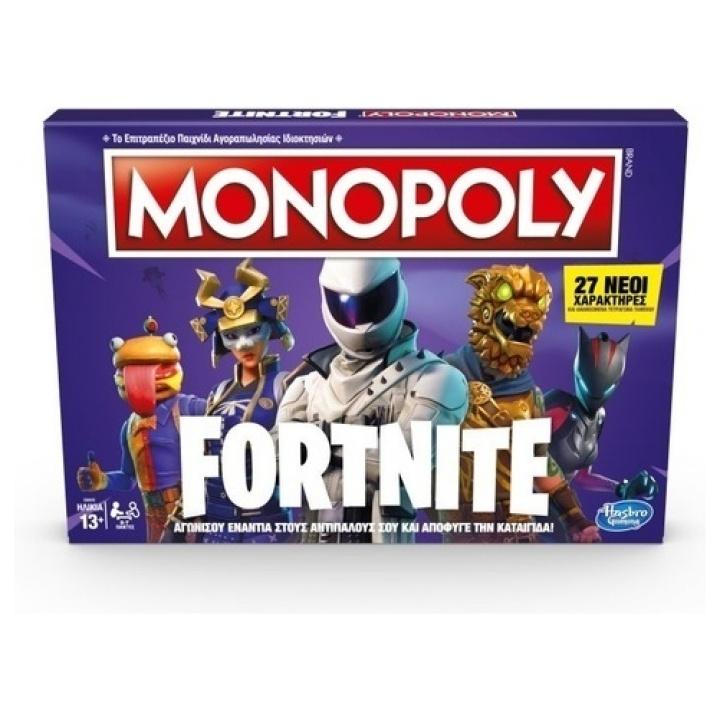 Monopoly Fortnite E6603 papanikolaoustore.gr