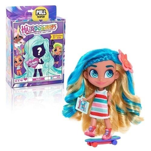 Hairdorables Κούκλες 1Τεμ. HAA00000 papanikolaoustore.gr