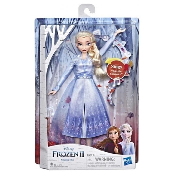 Disney Frozen II Έλσα Κούκλα Που Τραγουδάει E5498 / E6852 papanikolaoustore.gr