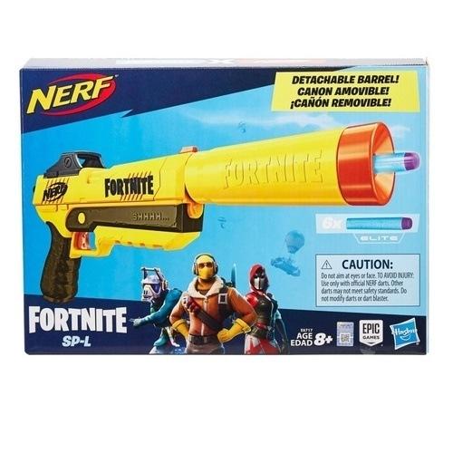 Nerf Fortnite Supp Pistol SP-L E6717 papanikolaoustore.gr