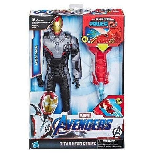 Avengers Endgame Titan Hero Power FX Iron Man E3298 papanikolaoustore.gr