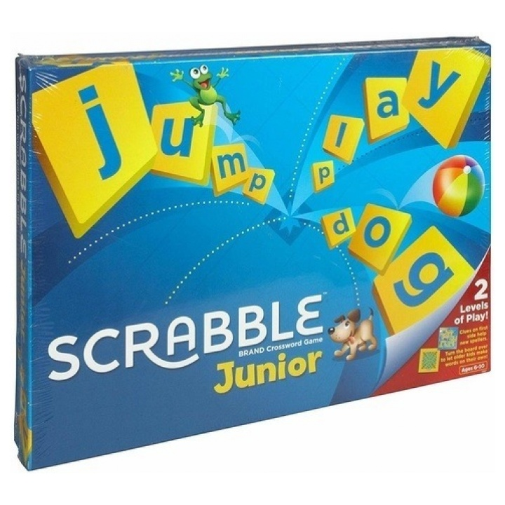 Scrabble Junior Y9672 papanikolaoustore.gr