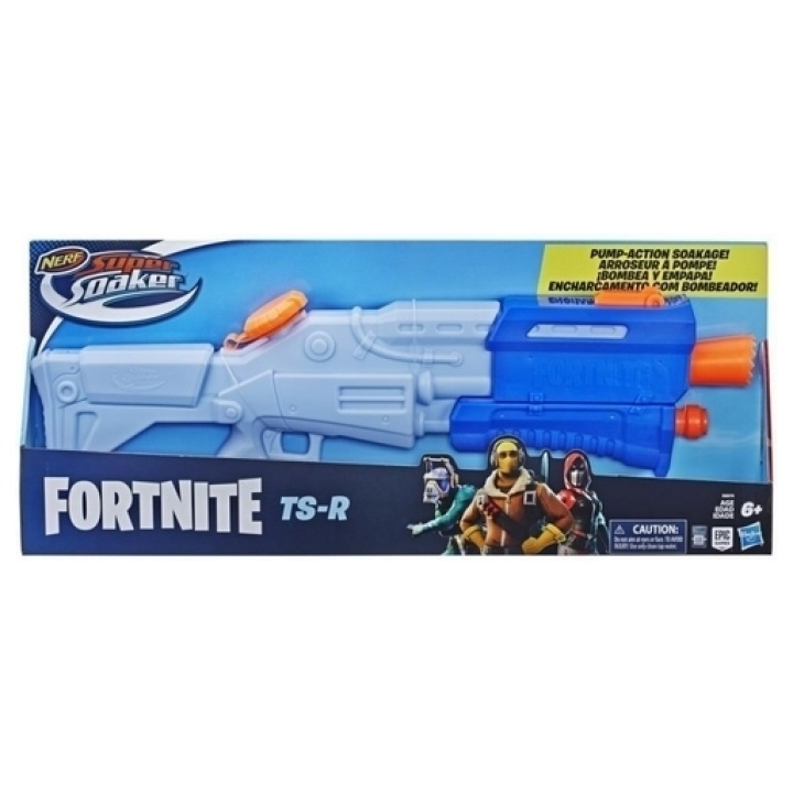 Nerf Super Soaker Fortnite Tactical Shotgun Νεροπίστολο E6876 papanikolaoustore.gr