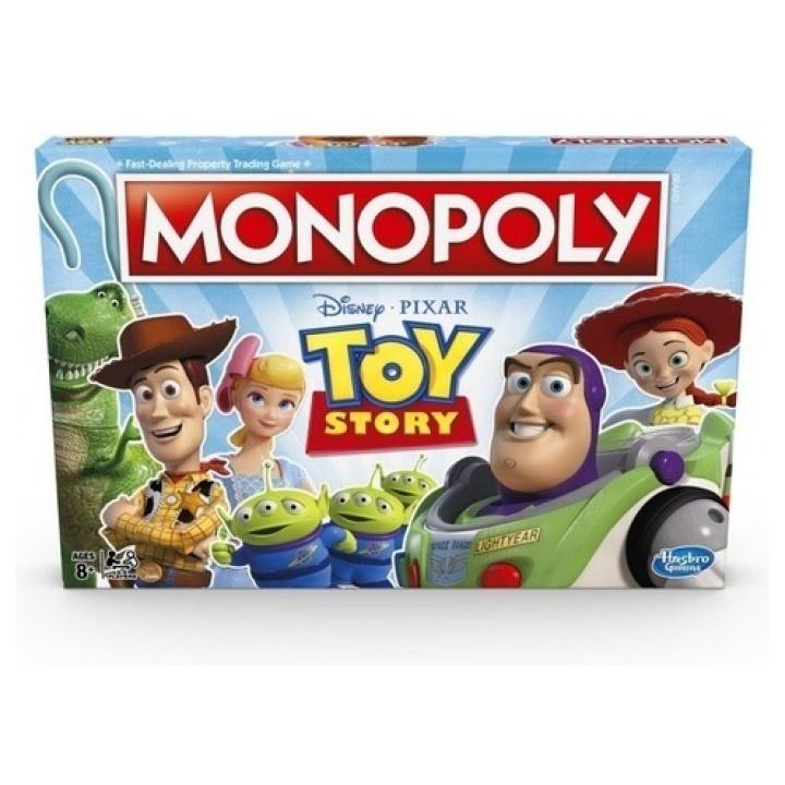 Toy Story Monopoly E5065 papanikolaoustore.gr