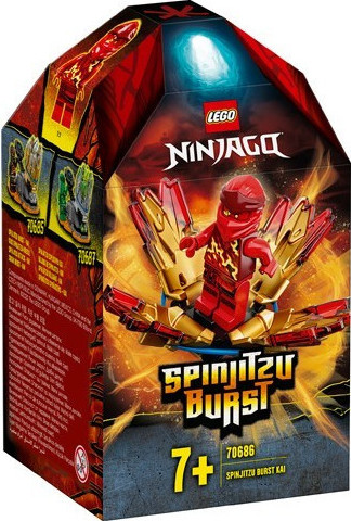 Ninjago Spinjitzu Burst - Kai 70686 papanikolaoustore.gr