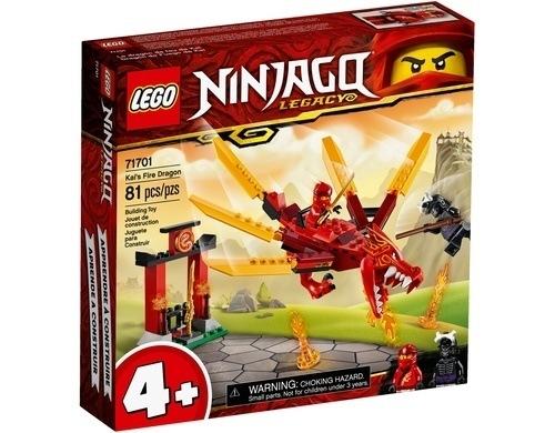 Ninjago Kai's Fire Dragon 71701 papanikolaoustore.gr