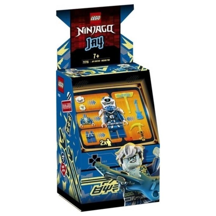 Ninjago Άβαταρ Τζέι Arcade 71715 papanikolaoustore.gr