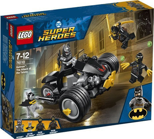 Super Heroes Batman The Attack of the Talons 76110 papanikolaoustore.gr