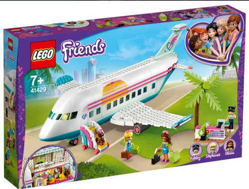 Friends Heartlake City Airplane 41429 papanikolaoustore.gr
