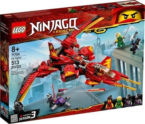 Ninjago Kai Fighter 71704 papanikolaoustore.gr