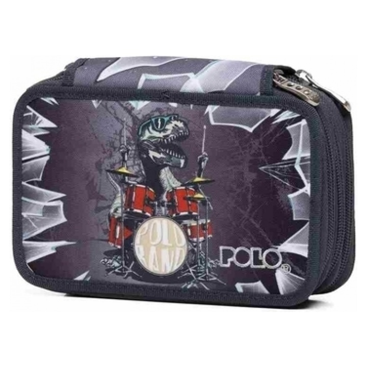 POLO Rollet Dino Drummer Κασετίνα
