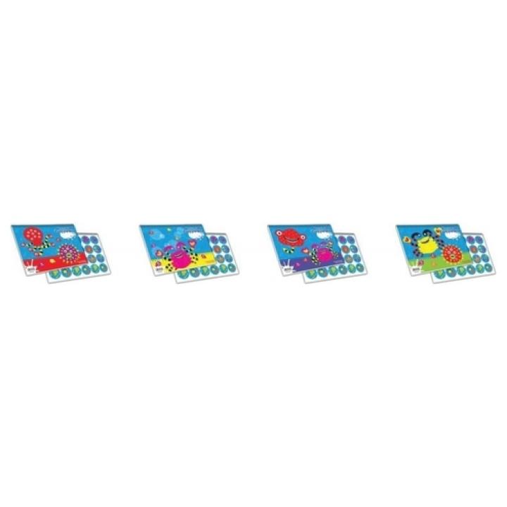 SKAG Μπλοκ Μικροί Ζωγράφοι Α4 ( 3 τεμάχια)