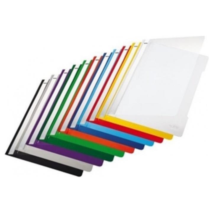 Typotrast τύπου Leitz Ντοσιέ με έλασμα σε διάφορα χρώματα ( 5 τεμάχια)