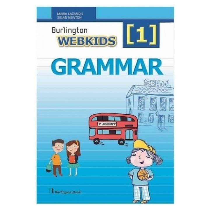 WEBKIDS 1 GRAMMAR