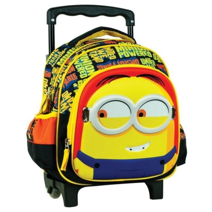 GIM Minions II Τσάντα Trolley